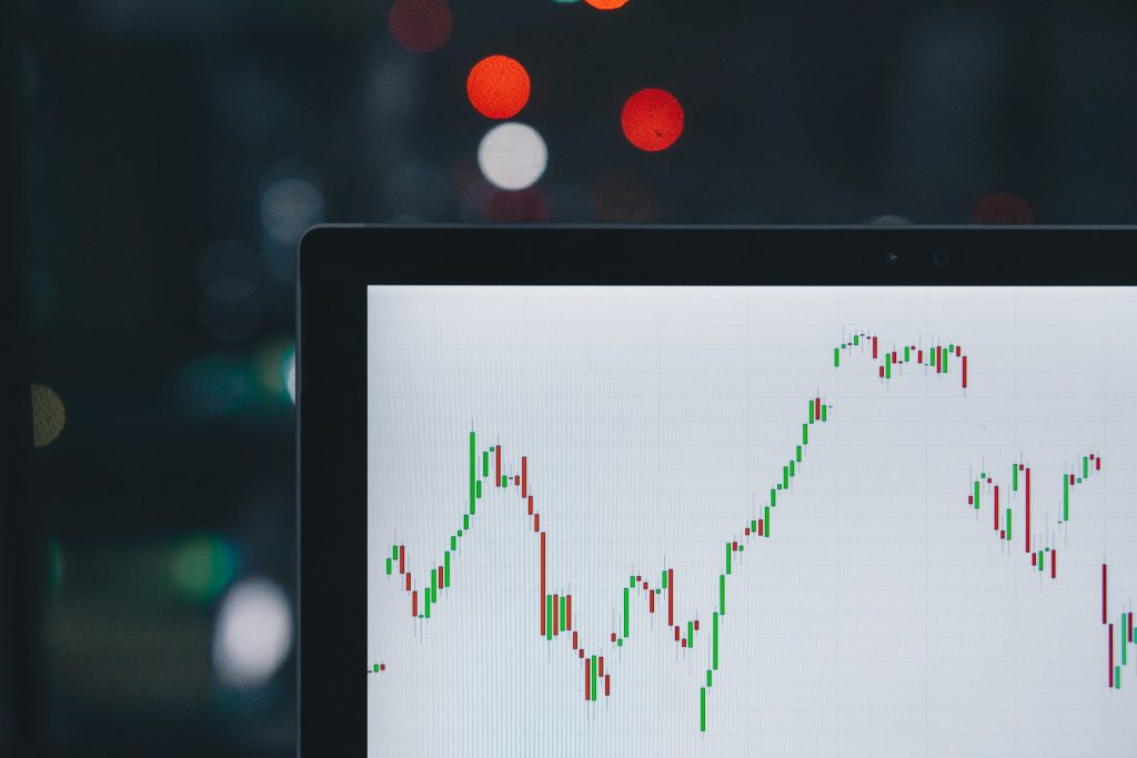 Trading strategies during a bear market chart reading