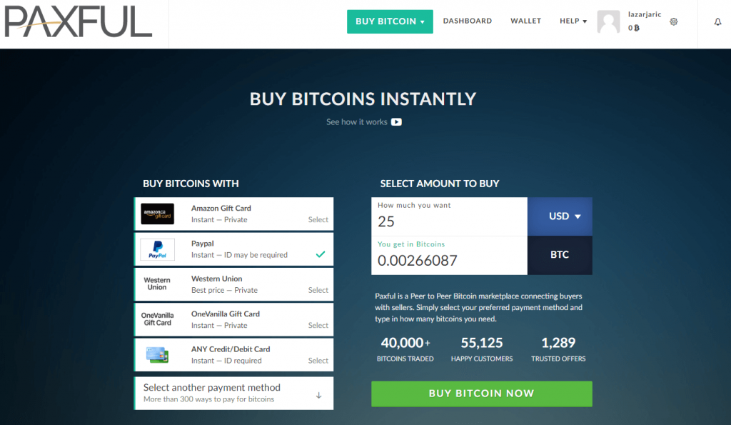Buy Cloud Mining with PayPal step by step