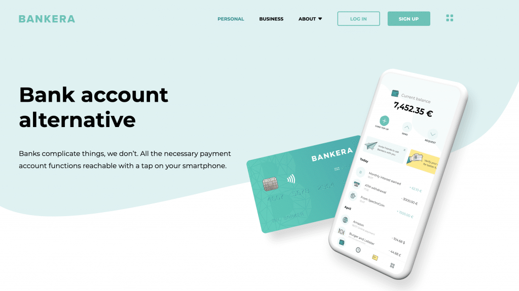 Bankera a blockchain-based ecosystem of financial products
