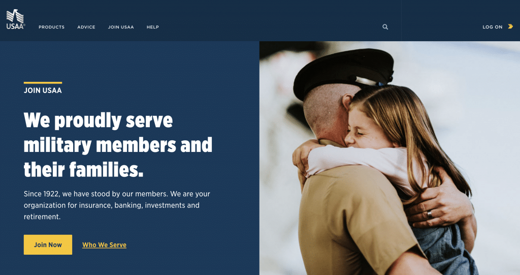 USAA a US crypto friendly bank
