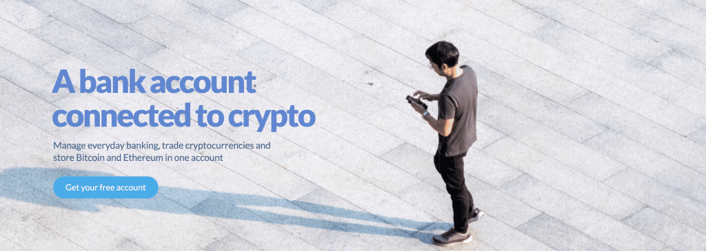 Bitwala a bank with full banking services and cryptocurrency wallet and investing