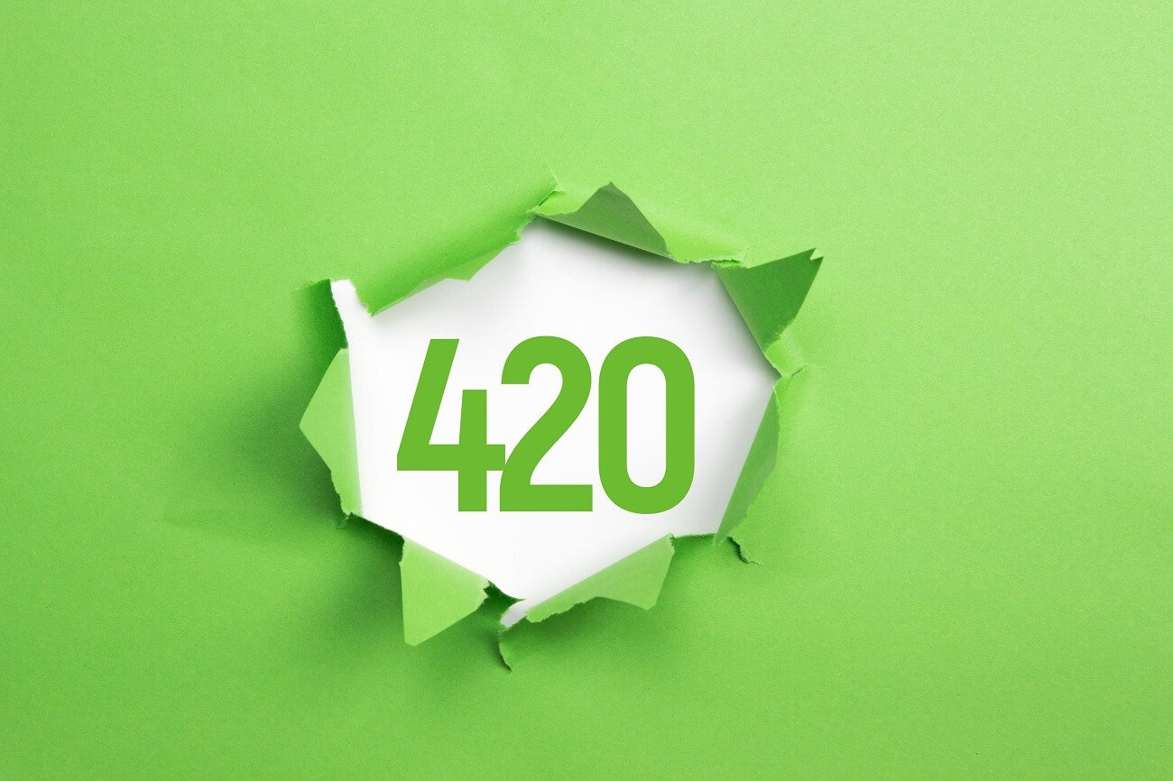 Happy 420 - From Viridian Sciences