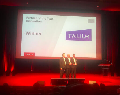 Partner of the Year Innovation (Oracle)