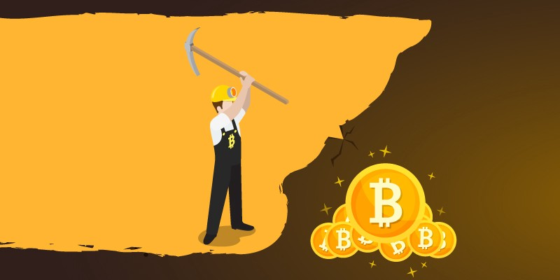 miners sell more btc, bitcoin, mining