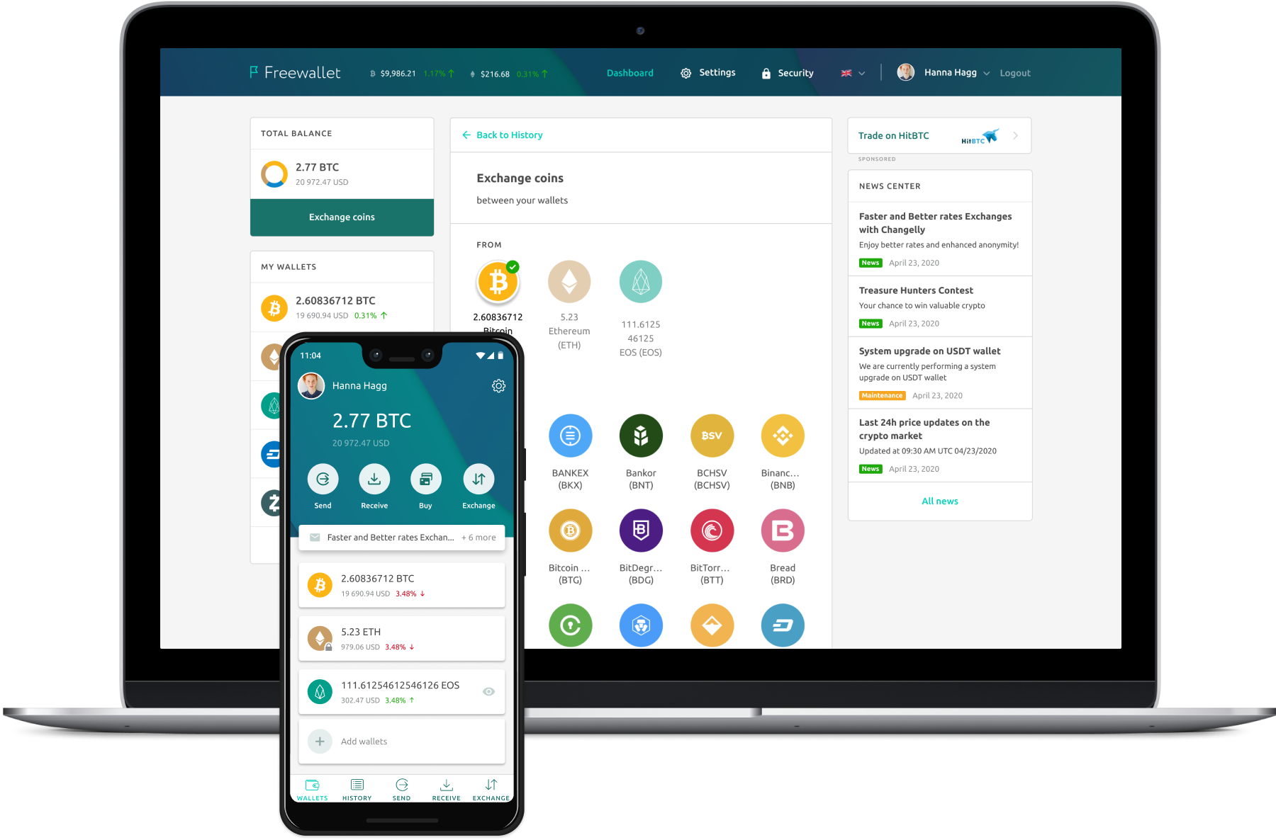 Huobi launches crypto trading app for the Russian market ...